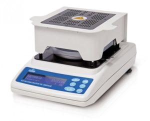 Analisador de umidade infravermelho halógeno IV310